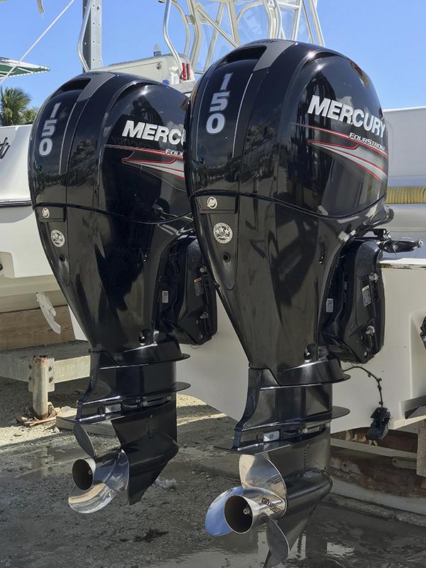 Mercury 150 Fourstroke Outboard Motors For Sale