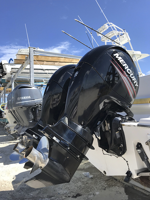 Mercury 150 fourstroke outboards